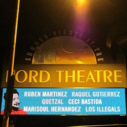 VARIEDADES The Ballad of Ricardo Flores Magon